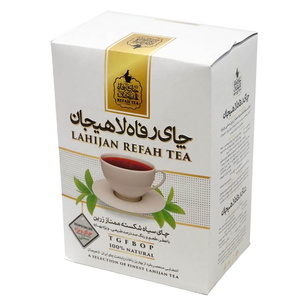چای سیاه شکسته ممتاز زرین سنتی ویژه