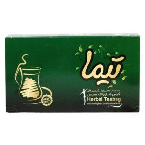 چای تی بگ لاغری 100 عددی
