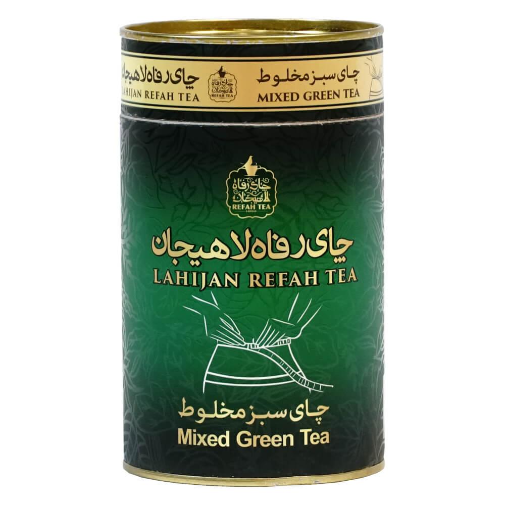 چای سبز مخصوص لاغری