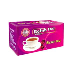 چای تی بگ ترش 25 عددی