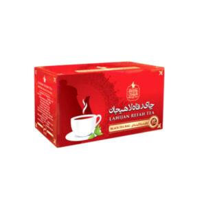 چای سیاه طبیعی کیسه ای طلایی