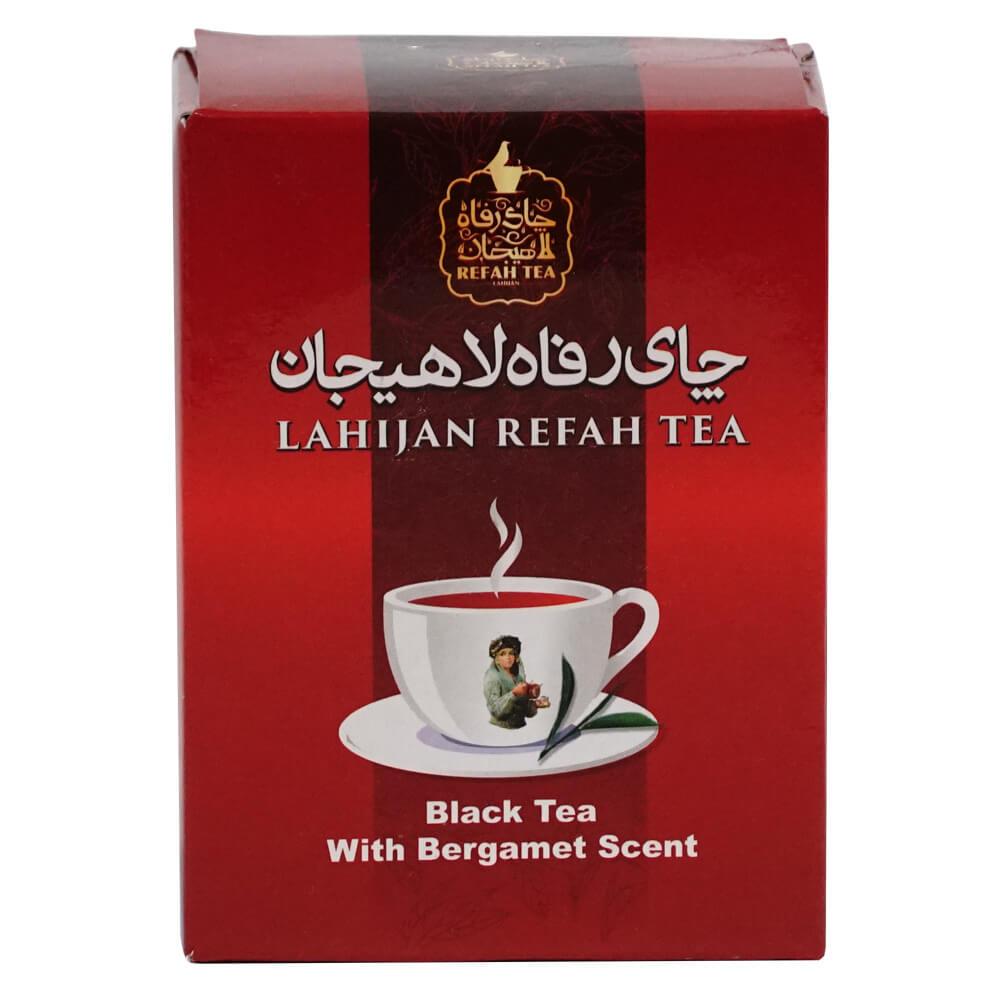 چای سیاه شکسته ممتاز معطر 100 گرمی