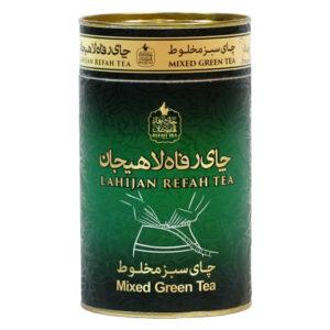 چای سبز لاغری قوطی 150گرمی