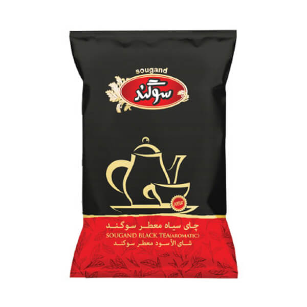 چاي سیاه شكسته معطر سلفون 400گرمی