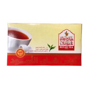 چای سیاه کیسه ای100 عددی 200گرمی