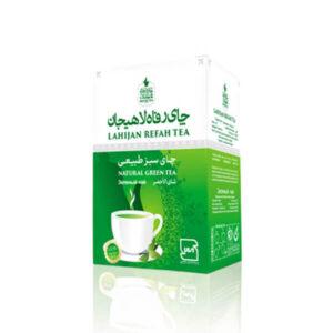 چای سبز طبیعی 100 گرمی